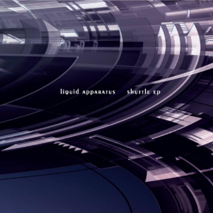 Shuttle EP cover art