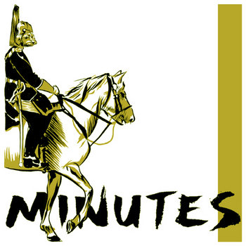 Minutes Seven-inch cover art