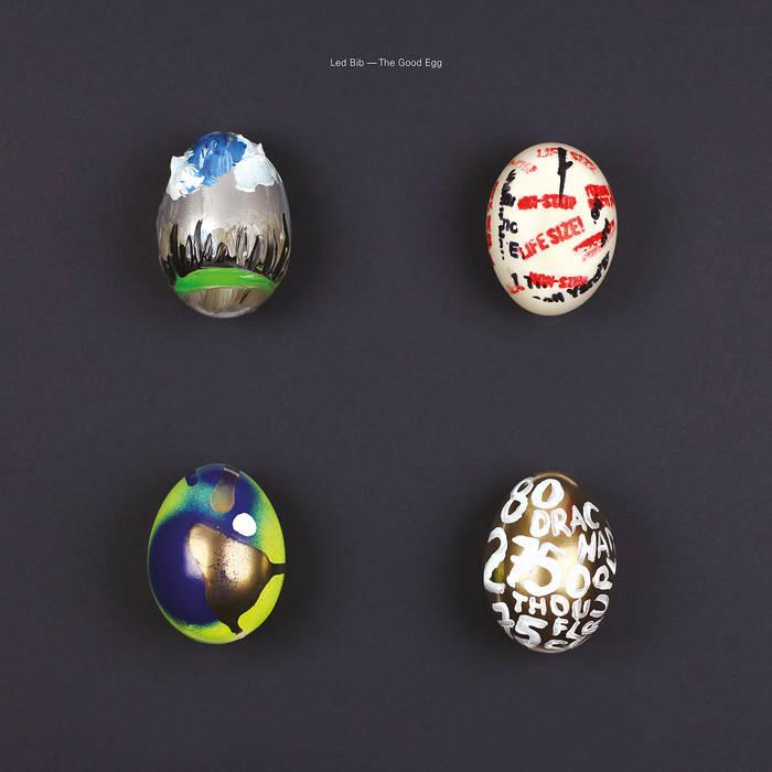 The Good Egg cover art