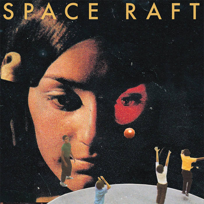 Space Raft cover art