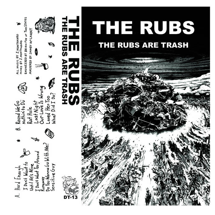 The Rubs Are Trash cover art
