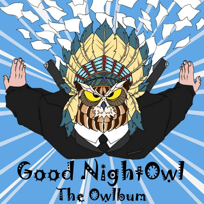 The Owlbum cover art