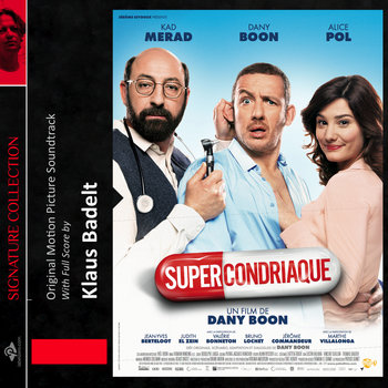 Supercondriaque (Original Score) cover art