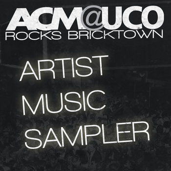ACM@UCO Rocks Bricktown 2013 Sampler cover art