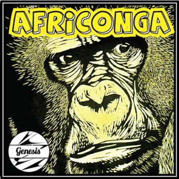 Africonga EP cover art