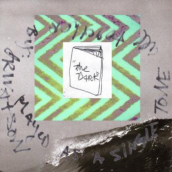 THE DARK (single) cover art