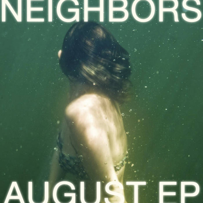 August EP cover art