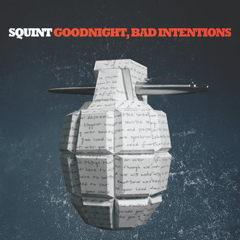 Goodnight, Bad Intentions cover art
