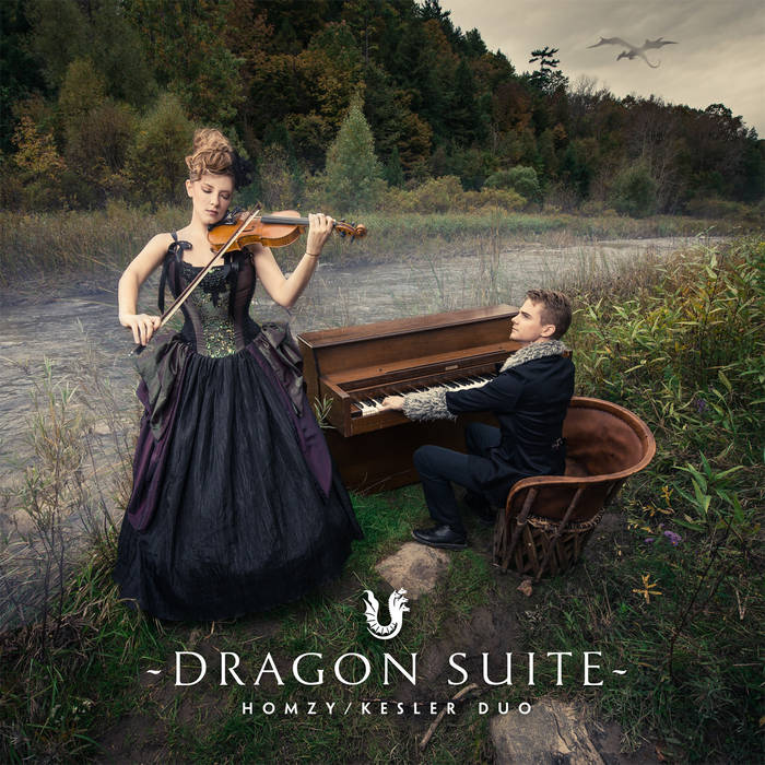 Dragon Suite cover art