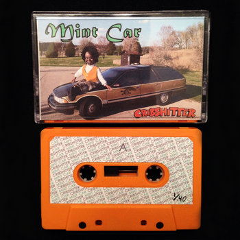 Mint Car cover art