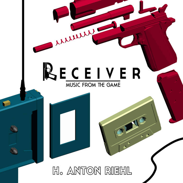Receiver - Music From The Game cover art