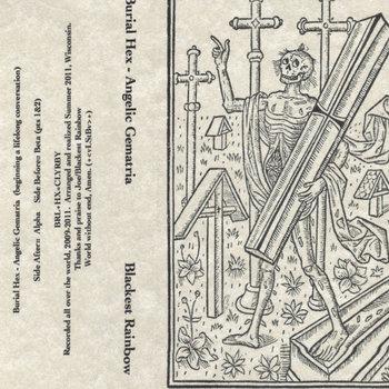 Angelic Gematria cover art