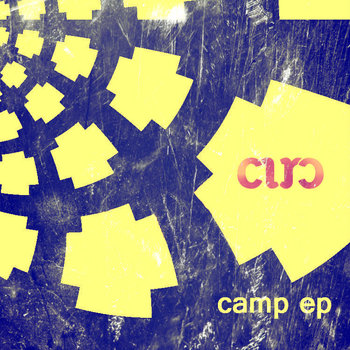 camp ep cover art