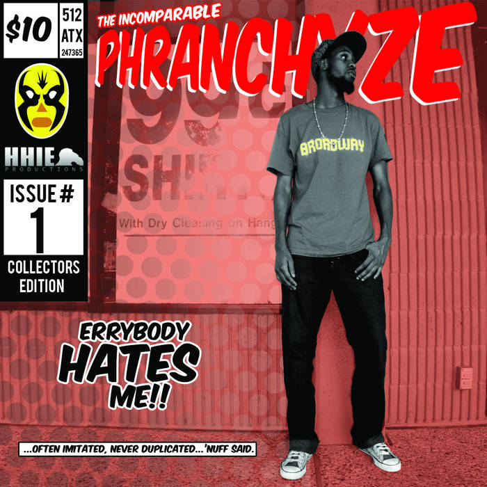Errybody Hates Me!! cover art