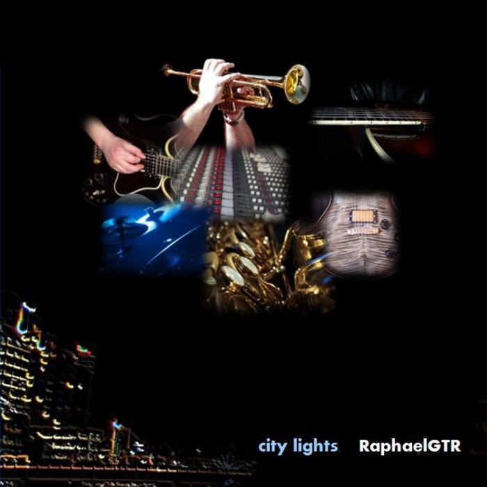 City Lights cover art