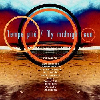 Temps Plié / My Midnight Sun cover art