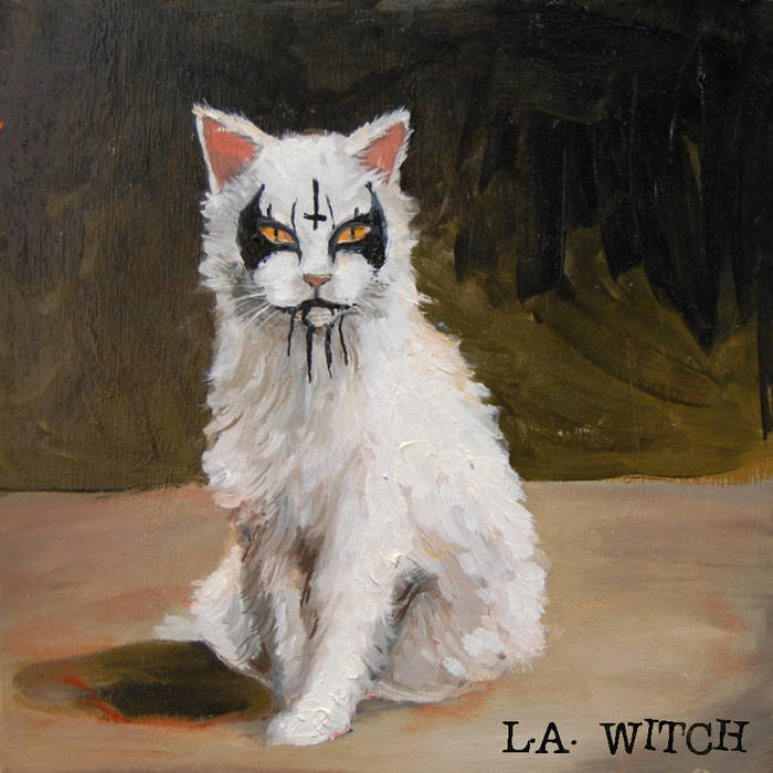L.A. WITCH cover art