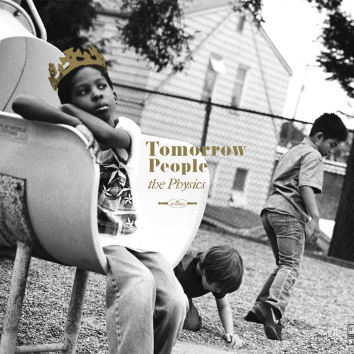 Tomorrow People cover art