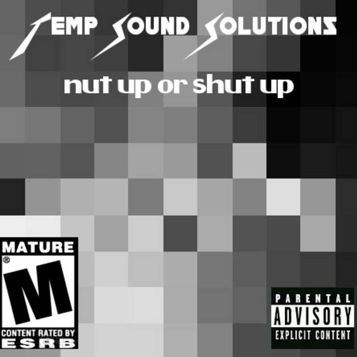 nut up or shut up cover art