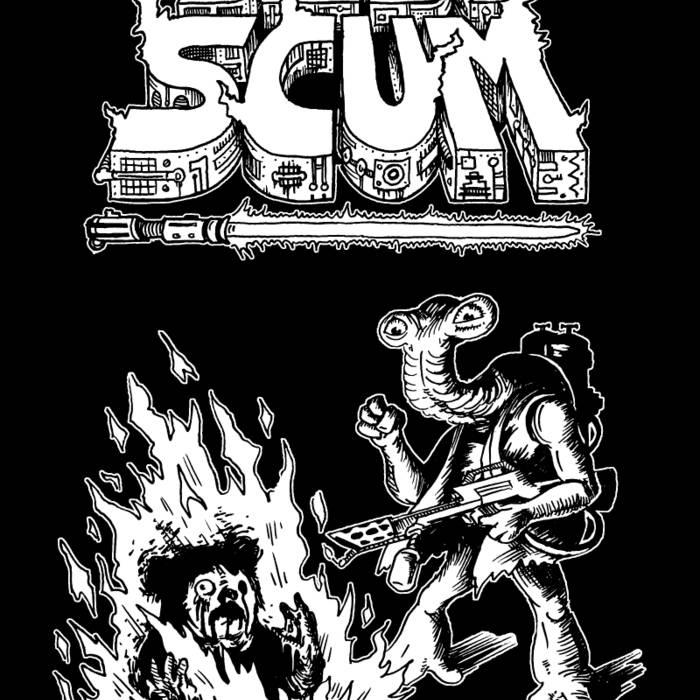Jedi Scum cover art