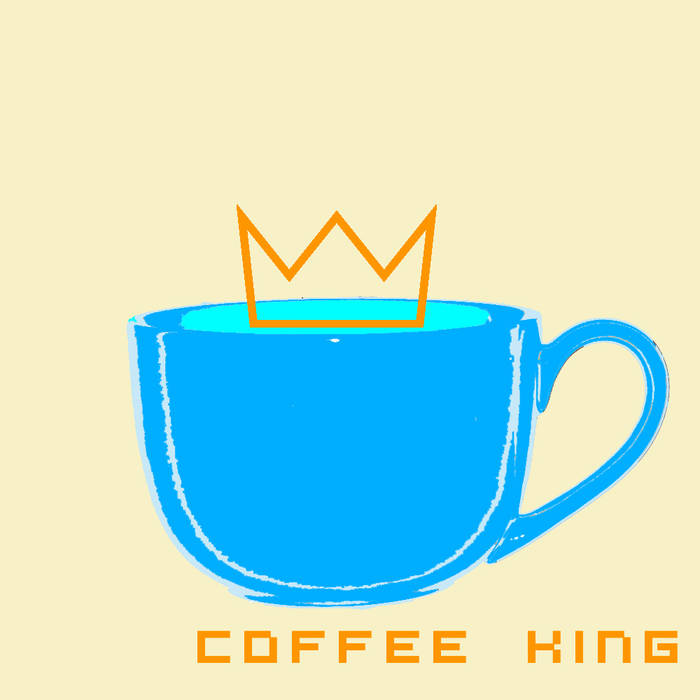 Coffee King cover art