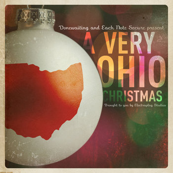 A Very Ohio Christmas cover art