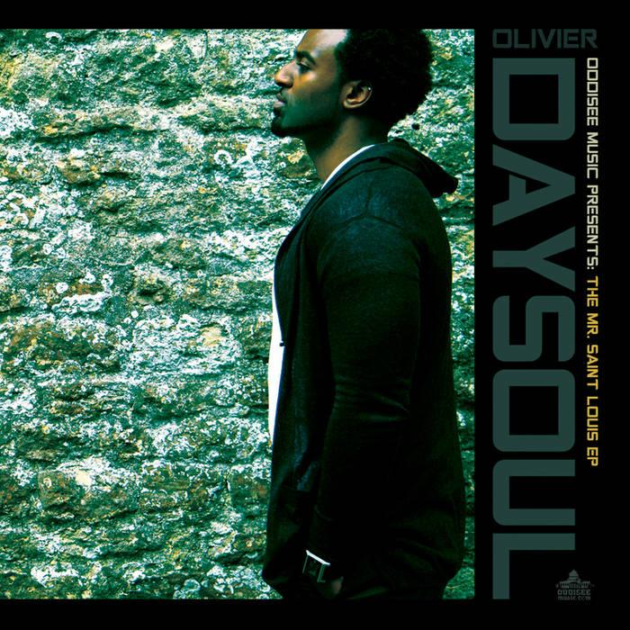 Mr. Saint Louis EP cover art