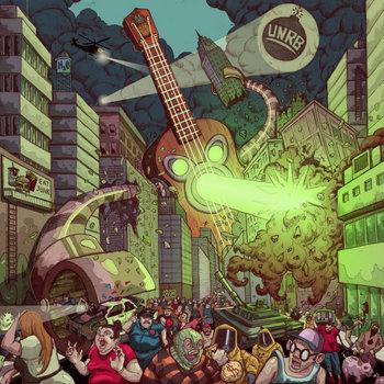 Inform The Masses (2013) cover art