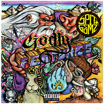 Godly Features cover art