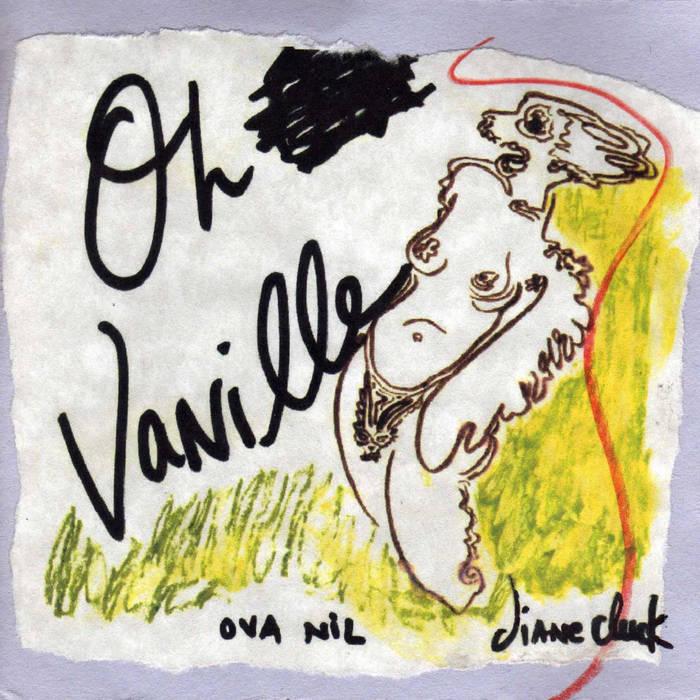 Oh Vanille / ova nil cover art
