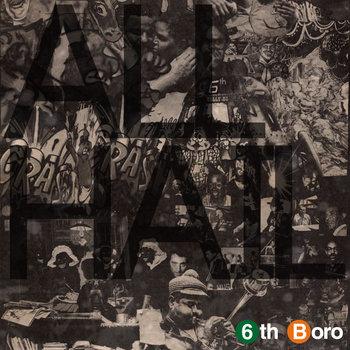 All-Hail cover art
