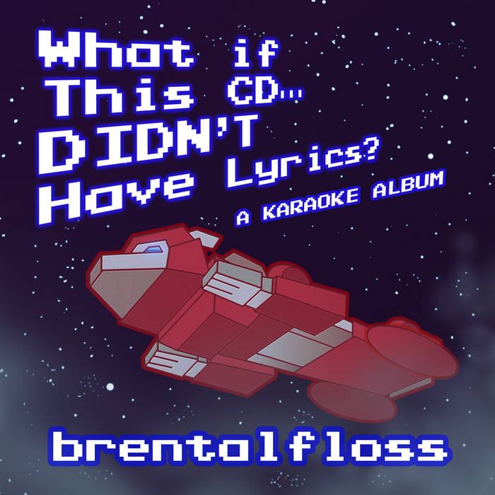 What if This CD...DIDN'T Have Lyrics? cover art