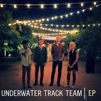 Underwater Track Team cover art