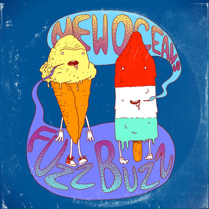 FUZZBUZZ cover art