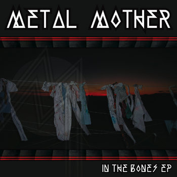 In the Bones EP cover art