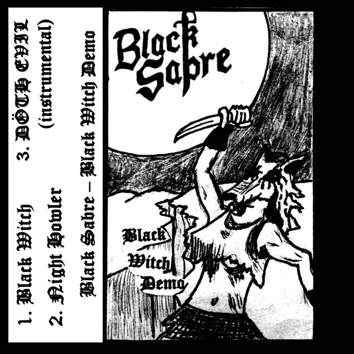 Black Witch Demo cover art