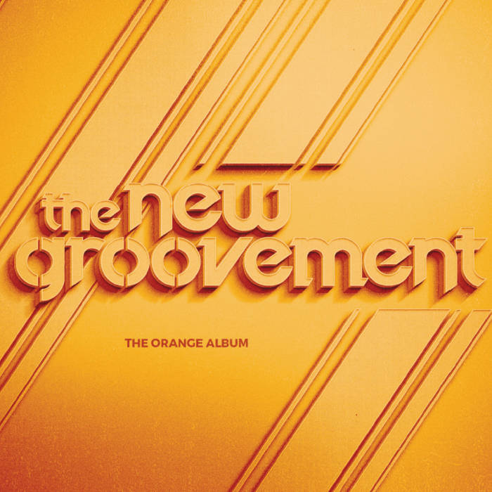 The Orange Album cover art