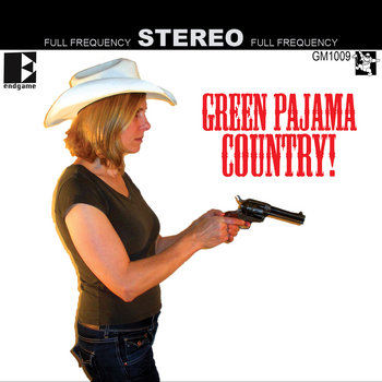 Green Pajama Country! cover art