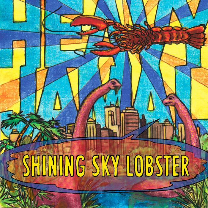SHINING SKY LOBSTER cover art