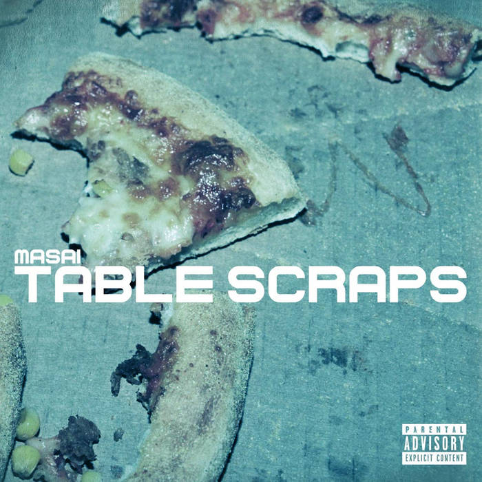 Table Scraps EP cover art