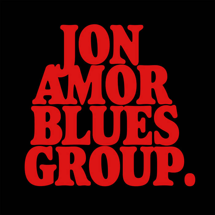Jon Amor Blues Group cover art