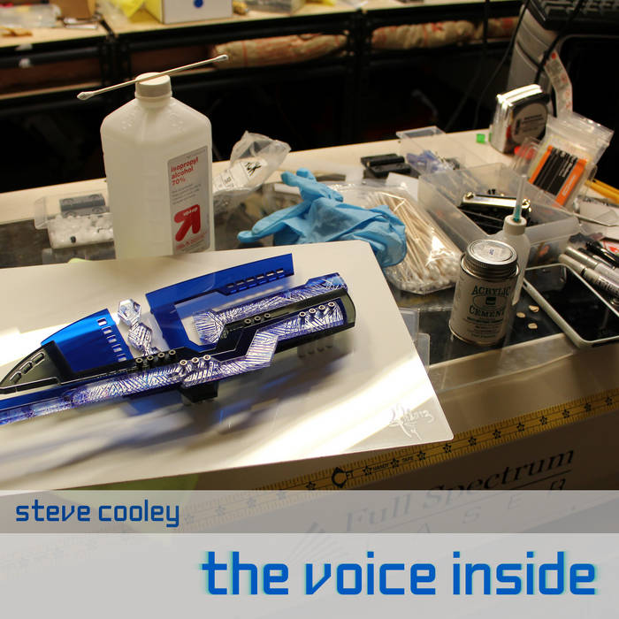 the voice inside cover art