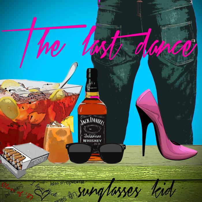 THE LAST DANCE cover art