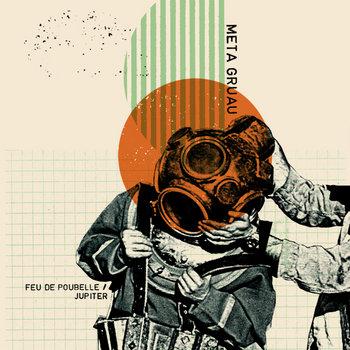 Feu de poubelle / Jupiter cover art