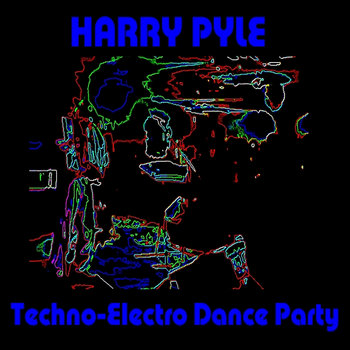 Techno-Electro Dance Party cover art
