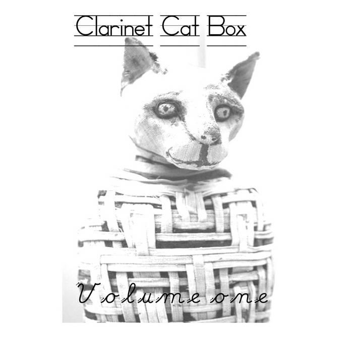 Clarinet Cat Box vol. I cover art