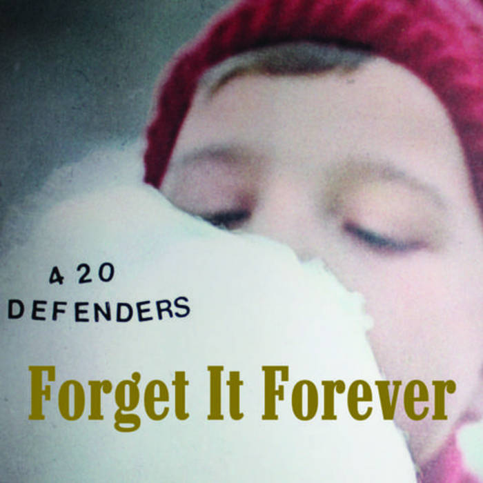 Forget it Forever cover art