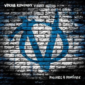 V-Sides Vol. 1 (Kollabs and Remixes) cover art