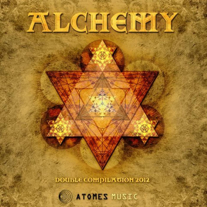 ALCHEMY - VA - ATOMES DOUBLE COMPILATION 2012 cover art