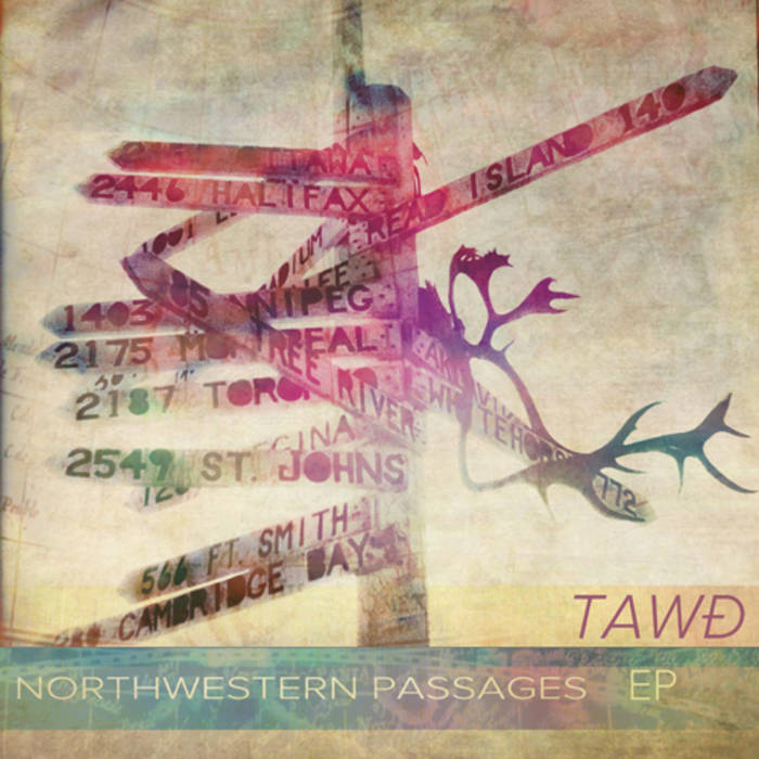 NorthWestern Passages EP cover art